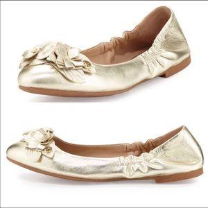 NEW! Tory Burch Blossom Ballet Flat